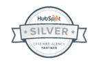 Hubspot_Silver_Partner_Badge_BuzzFactory Palm Springs