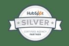 Hubspot_Silver_Partner_Badge_BuzzFactory Palm Springs