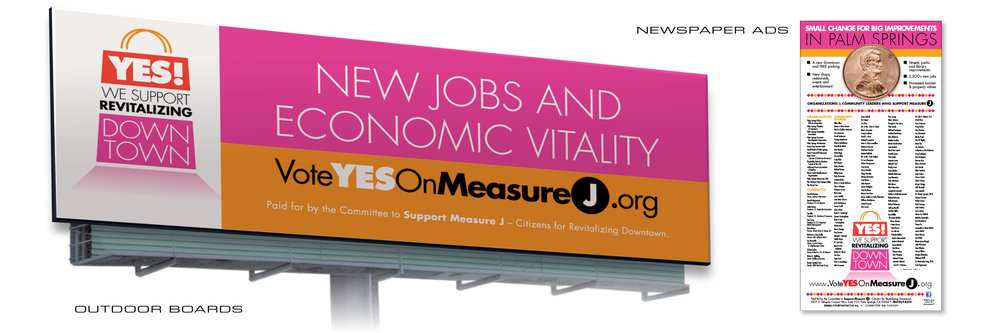 Measure J Campaign